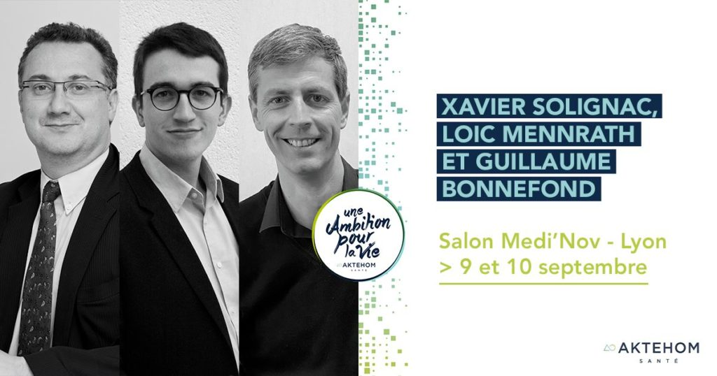 Aktehom au salon Medi'Nov