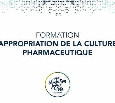 AKTEHOM - formation culture pharmaceutique
